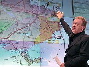 """""""Нафтогаз"""": Украина готова полностью обеспечить транзит российского газа в Европу"""