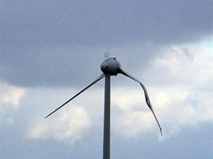 В Великобритании НЛО заподозрили в разрушении ветряного генератора