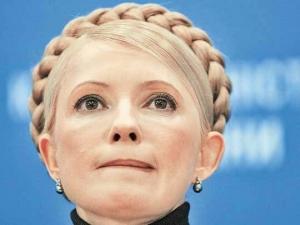 Тимошенко просит губернаторов поддержать ее в борьбе с кризисом