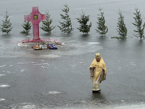 Погода на Крещение