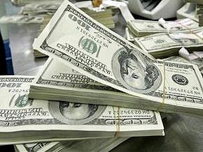 Межбанк: Доллар перевалил за восемь гривен