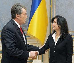Ющенко заверил МВФ: НБУ предпринимает меры по стабилизации валютного рынка