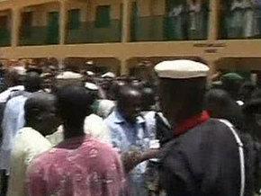 Пятнадцать игроков футбольной команды Нигерии погибли в ДТП