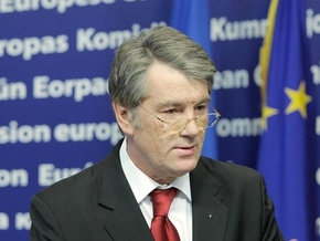 Ющенко надеется на поимку ключевого фигуранта дела Гонгадзе