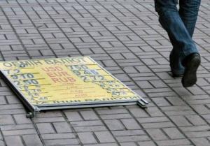 Украинцы все еще доверяют гривне, но деньги хранят в евро