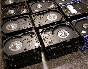 Жесткие диски будущего: шифруется все что можно