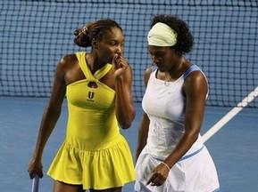 Australian Open: Сестры Уильямс побеждают в финале