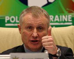 Суркис: Не должно быть «похмелья» от приезда генсека УЕФА
