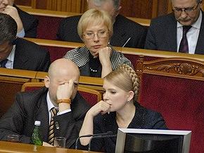 Коалиция не договорилась о кадровых перестановках в Кабмине