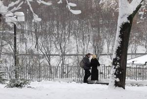Украину заморозит до -15°