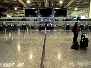 Греческие авиадиспетчеры объявили забастовку