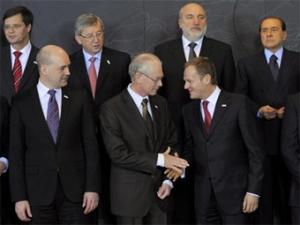 Евросоюз отказался от общего антикризисного плана