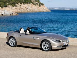 """BMW не будет выпускать """"заряженную"""" версию родстера Z4"""