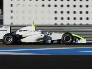 У команды Brawn GP появились первые спонсоры