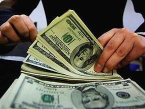 Курс продажи наличного доллара составляет 8,28-8,35 гривны