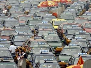 Китайцы покупают миллион автомобилей в месяц