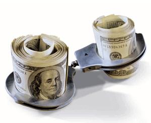 С начала года украинцы дали взяток на 43 млн грн