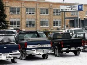 General Motors закроет большую часть заводов в США