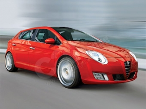 Новый хэтчбек Alfa Romeo покажут во Франкфурте