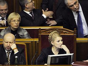 В следующий четверг Украина может получить новых министров и вице-премьеров