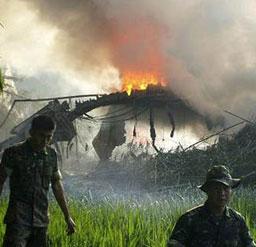 Число жертв авиакатастрофы в Индонезии достигло 97 человек