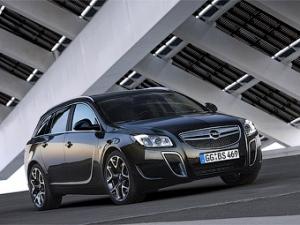 Компания Opel официально представила самый мощный универсал Insignia (3 фото)