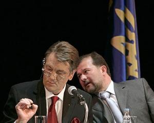 Балога принес Ющенко извинения