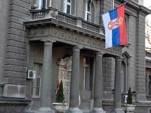 В резиденцию президента Сербии ворвался мужчина с гранатами