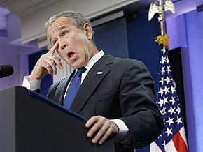 Бушу предложили за деньги испытать на себе применение пыток на допросе