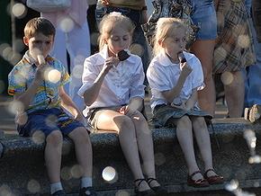 Население Украины сократилось до 46,08 миллиона человек