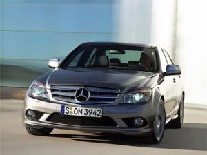 Купе Mercedes-Benz C-Сlass появится через два года