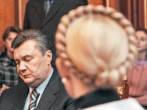 """Янукович пригрозил Тимошенко """"Майданом"""""""