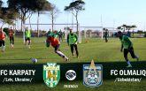 Карпаты - Олмалык - 3-1: Видео матча