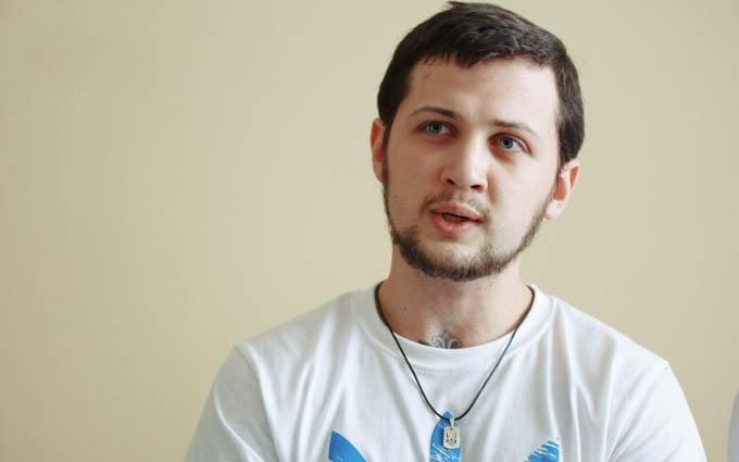 Колишній в'язень Путіна Афанасьєв прочитав знаменитий вірш: з'явилося відео