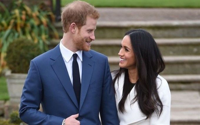 Принц Гарри впервый раз встретится сбудущим тестем перед свадьбой