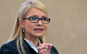 Неожиданно: Тимошенко заявила, что начинает процедуру импичмента Порошенко