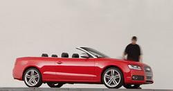 Audi приготовила A5 cabriolet
