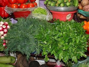 Киевляне смогут купить дешевые продукты