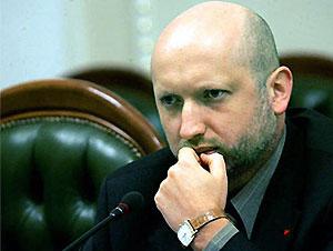 Турчинов обвинил в аварии на Карла Маркса руководство шахты