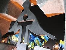 В Донецкой области установили 23 памятных знака о Голодоморе