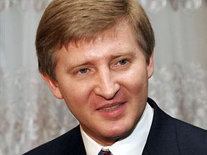 Ахметов впервые стал богатейшим человеком в СНГ и Европе