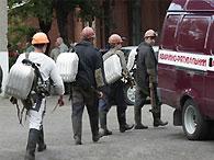 На шахте в Енакиево шестые сутки идут поиски 12 горняков