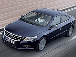 Концерн Volkswagen объявил цены на Passat CC для Европы