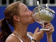 Екатерина Бондаренко триумфировала на турнире в Бирмингеме