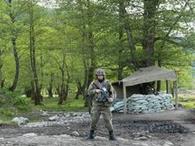 Грузия устанавливает границу с Южной Осетией