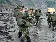 Китай эвакуирует 70 тысяч человек из провинции Сычуань