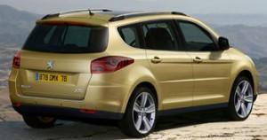 Peugeot 3008 покажут в октябре