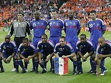 Тюрам и Макелеле завершили выступления за сборную Франции