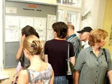 В Украине зарегистрировано 0,573 млн. безработных