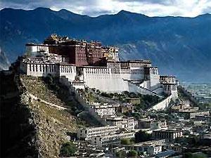 В Лхасе начался тибетский этап эстафеты олимпийского огня
